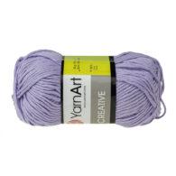 Yarn Art Creative 245 lawenda. 100% bawełny od kultowego tureckiego producenta, w przyjaznej cenie:) Idealna na zabawki i ubrania.