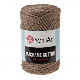 Yarn Art Macrame Cotton 768 makramowy sznurek tureckiej firmy. Mieszanka bawełny z poliestrem, 250g/225m. Doskonały na sznurkowe projekty i makatki.