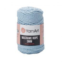 Włóczka Yarn Art Macrame Rope 3mm 760 - luźno skręcany sznurek idealny do makramy i modnych makramowych piórek. W 250g znajdziemy 63m.