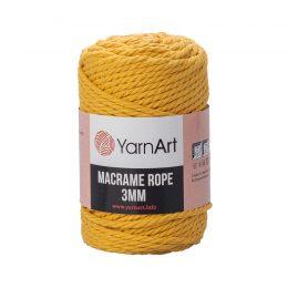 Włóczka Yarn Art Macrame Rope 3mm 764 - luźno skręcany sznurek idealny do makramy i modnych makramowych piórek. W 250g znajdziemy 63m.
