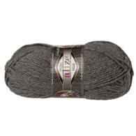 Włóczka Alize Superlana Midi 182 grafit to ciepła i miękka mieszanka wełniano-akrylowa. Paleta włóczki posiada piękne jesienno-zimowe kolory. 100g/170m