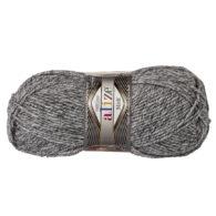 Włóczka Alize Superlana Midi 801 to ciepła i miękka mieszanka wełniano-akrylowa. Paleta włóczki posiada piękne jesienno-zimowe kolory. 100g/170m
