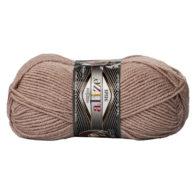 Włóczka Alize Superlana Midi 541 to ciepła i miękka mieszanka wełniano-akrylowa. Paleta włóczki posiada piękne jesienno-zimowe kolory. 100g/170m