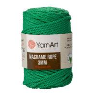 Włóczka Yarn Art Macrame Rope 3mm 759 - luźno skręcany sznurek idealny do makramy i modnych makramowych piórek. W 250g znajdziemy 63m.