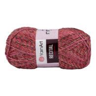 Yarn Art Recital 662 cieniowana wełniano-akrylowa włóczka. Mięciutka propozycja na zimowe akcesoria. 150g/330m
