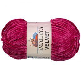 Włóczka Himalaya Velvet 90010 to szenilowa włóczka o delikatnym połysku. 100g/120m. Odpowiednik koloru 80310 Dolphin Baby.