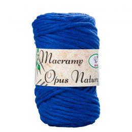 Sznurek Opus Natura Macrama Twisted 4mm 156 chaber to 80% bawełny i 20% poliestru. Idealny do makramowych robótek. 250g/70m