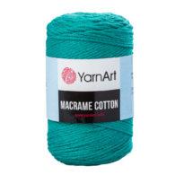 Yarn Art Macrame Cotton 783 - sznurek tureckiej firmy. Mieszanka bawełny z poliestrem, 250g/225m. Doskonały na sznurkowe projekty i makatki.