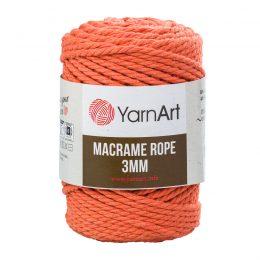 Włóczka Yarn Art Macrame Rope 3mm 770 - luźno skręcany sznurek idealny do makramy i modnych makramowych piórek. W 250g znajdziemy 63m.