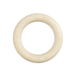 Kółko drewniane 55mm do obrabiania firmy Knorr Prandell. Wykonane z drewna bukowego. Występuje w kilku rozmiarach: 35mm, 55mm oraz 85mm.