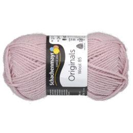 Schachenmayr Wool 85 00234 w kolorze różowym to 100% dziewiczej wełny. Idealna na czapki i inne zimowe akcesoria. 50g/85m