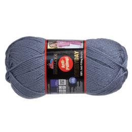 Himalaya Everyday 70018 mięciutka nie mechacąca się całoroczna włóczka w kolorze jeansowym. Nie gryzie, jest cieplutka i wydajna.