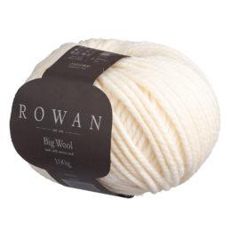 wełna merynos Rowan Big Wool 00001