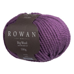 wełna merynos Rowan Big Wool 00025