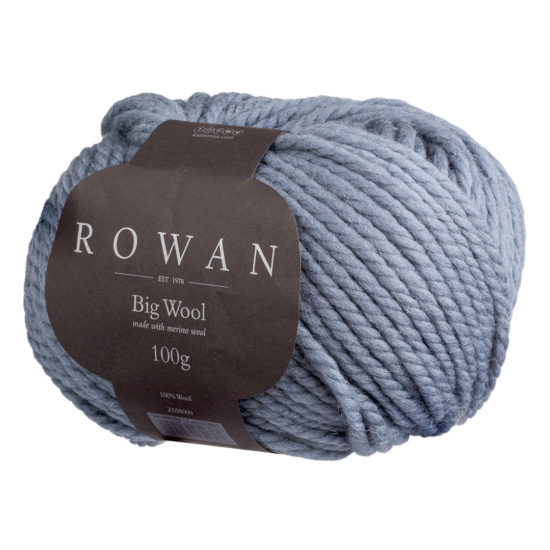 wełna merynos Rowan Big Wool 00086