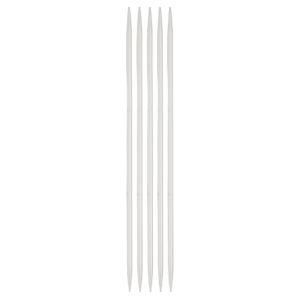 Druty skarpetkowe 5mm to komplet 5 sztuk drutów aluminiowych z powłoką teflonową do tworzenia skarpet. Od firmy SKC.